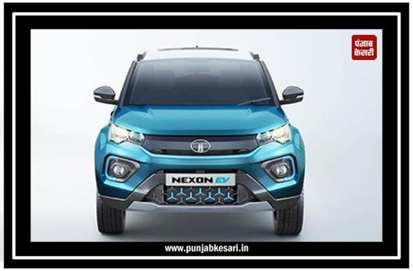 Tata ने 14 महीनों में बेचे Nexon EV के 4,000 यूनिट्स