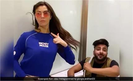 अरबाज खान की गर्लफ्रेंड ने बिग बाॅस फेम शहनाज़ गिल के भाई के साथ...