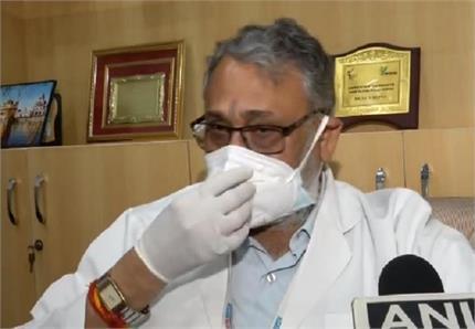 ऑक्सीजन संकट पर बात करते हुए रो पड़े बत्रा अस्पताल के MD- मरीजों से...
