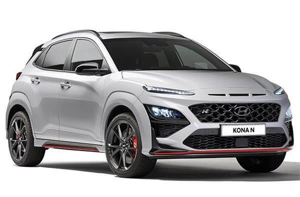 Revealed : हुंडई ने पेश की Kona N, 2022 तक N वैरिएंट में 18 मॉडल पेश करने की भी घोषणा की