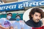 कोरोना मरीजों के लिए मसीहा बने गुरमीत चौधरी, नागपुर में खोला COVID...