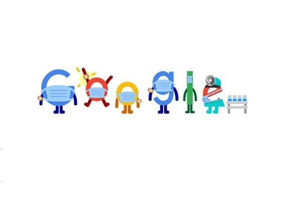 गूगल ने डूडल बना कर लोगों को किया वैक्सीन के लिए जागरुक, दिया ये खास संदेश