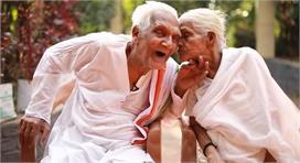 जन्मों का बंधन, पवित्र बंधन- 102 साल के पति ने अपनी 101 साल...