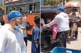 कोरोना काल में मीका सिंह ने बढ़ाया मदद का हाथ, गरीबों के...