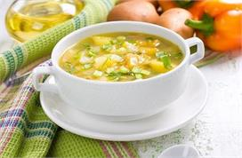 घर पर मिनटों में बनाकर पीएं Vegetable Soup