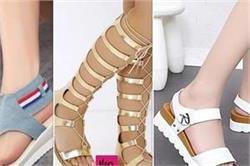 Summer Fashion: हर लड़की अपने वार्डरोब में शामिल करें ये ट्रेंडी फुटवियर्स