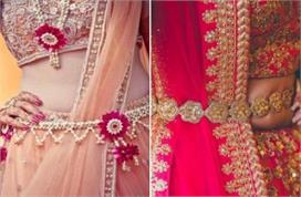 भारतीय दुल्हनों में छाया कमरबंद का फैशन, यहां से लें...