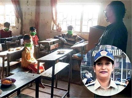 मुंबई पुलिस की 'मदर टेरेसा' रेहाना शेख, उठाई 50 बच्चों की पढ़ाई का...