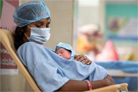 गर्भावस्था के दौरान कोरोना संक्रमण होने पर शिशुओं में पाया...