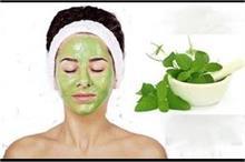 चेहरे पर पिंपल्स, एक्नें और पिग्मेंटेशन को कम करने लगाएं...