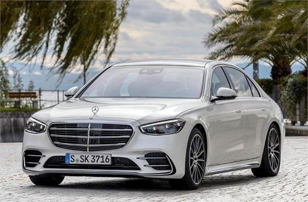 जून 2021 के अंत तक भारत में लॉन्च होगी नई Mercedes S-Class