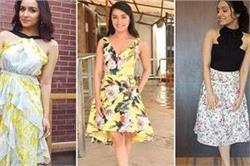 Summer Fashion: कॉलेज गर्ल्स के लिए परफेक्ट श्रद्धा कपूर की ये Short Dresses