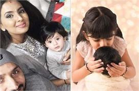 गीता ने जन्म के 16 दिन बाद दिखाई बेटे की झलक, साथ ही बताया...