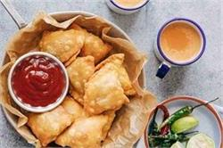 मानसून में लें क्रिस्पी कॉर्न समोसा खाने का मजा