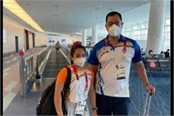 टोक्यो ओलंपिक: मीराबाई चानू के स्वदेश लौटते ही ''भारत माता की जय'' के नारों से गूंज उठा भारत