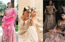 ICW2021 Day2: इंडियन डिजाइनर ने पेश की खास Bridal Collection