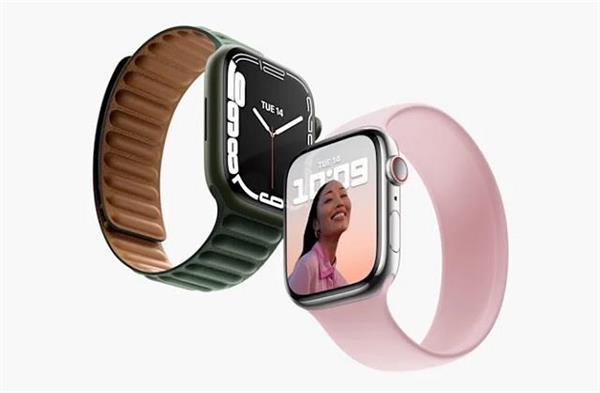 बड़ी स्क्रीन और फास्ट चार्जिंग की सपोर्ट के साथ लॉन्च हुई Apple Watch सीरीज 7