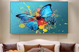 घर में जरूर लगाएं तितलियों की तस्वीर, रिश्तों में लौट आएगी...