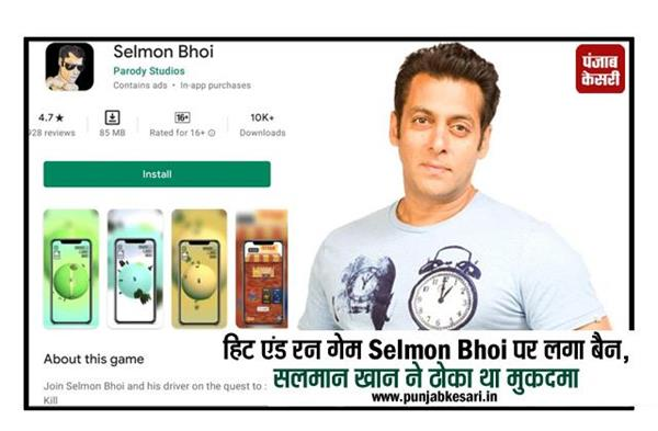 हिट एंड रन गेम Selmon Bhoi पर लगा बैन, सलमान खान ने ठोका था मुकदमा