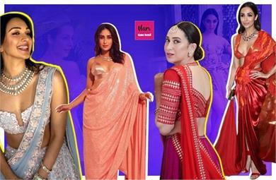 Fashion FaceOff: कुछ भी पहन लें, इन 4 हीरोइनों के कपड़े नहीं आते Fans...