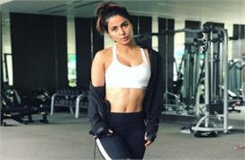 हिना खान के Fitness Secret, फ्लैट टमी के लिए करती है जमकर...