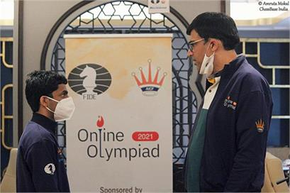 2021 fide online olympiad quarter final