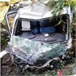 सेरी-उटीप मार्ग पर कार दुर्घटना में महिला की मौत; पति व बेटा घायल