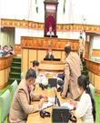 फ़ेरबदल की अटकलों के बीच दोनों ही आईएएस अफसर नही पहुंचे विधानसभा, विपक्ष ने सदन में उठाया मामला