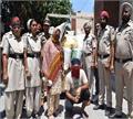 woman smuggler arrested