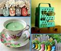 how to reuse waste material for home decor