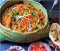 ghughni chat recipe at home