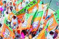 bjp will tempt voters in the state with resolution rallies