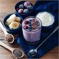 blueberry chia smoothie recipe