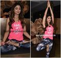yoga day 11 yoga poses of actress shilpa shetty