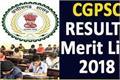 chhattisgarh psc 2018 exam results released anita soni top