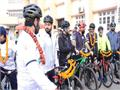 cycle rally against drug addiction in una
