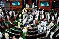 monsoon session updates congress ruckus in parliament