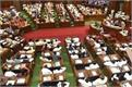 uproar in rajya sabha over unnao incident meeting adjourned