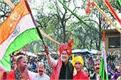 closing of handicrafts mahakumbh with the glory of martyrs