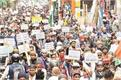dadagiri stops in protests