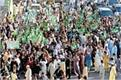pakistan opposition launches protest against inflation in various cities