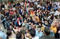 congress protest in shimla