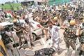 haryana cabinet took a big decision regarding karnal lathi charge