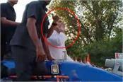 flying kiss of rahul gandhi
