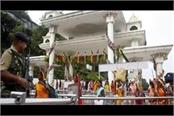 the shrine board has prepared for the visit of mother vaishno devi soon