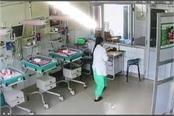 oxygen cylinder leaked in hospital