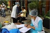 57 381 corona patients recovered in 1 day recovery rate 71 61