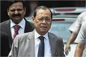 cji defies gogoi security suspends suspended deputy commissioner