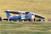 3 killed in plane crash in germany many injured