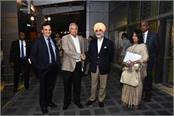sri lankan pm arrives in india talks with modi on saturday